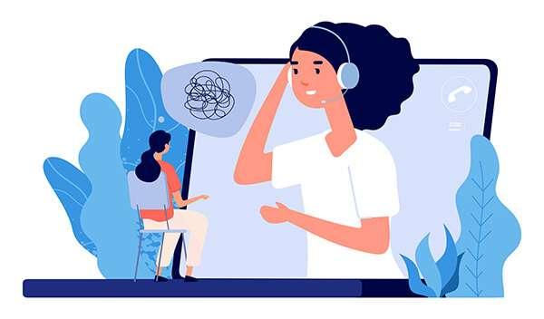 Read more about the article Telepsicología y COVID-19